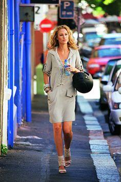 Tie Front Dress 5/2010
