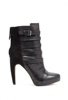 Kendrix Buckle Detail Boots by Sam Edelman