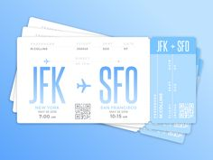 Boarding Pass by Dusuacangmong - Dribbble