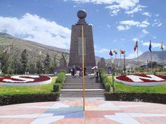 Moitié du monde//Pays: Equateur    Province: Pichinchia