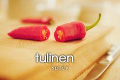 tulinen ~ spicy
