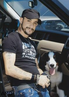AJ McLean - My Favorite Backstreet Boy