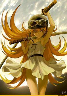 Oshino-Shinobu-Bakemonogatari-Anime-as109-2229420.png (811×1148)