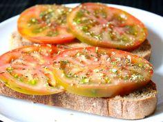 Pan tumaca con orégano. #cocina #5ingredientes #recetas #5Cook