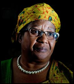 Dr Joyce Banda