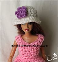 Mamma That Makes: Crochet Barbie Clothing