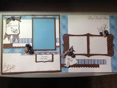 CTMH Wonderland Art Philosophy layout