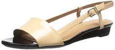 Calvin Klein Womens Prima Dress Sandal Sandstorm BrownBlack 5 M US *** To view further for this item, visit the image link.(This is an Amazon affiliate link and I receive a commission for the sales)