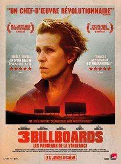 Cinéma : 3 Billboards, Les Panneaux de la Vengeance, de Martin McDonagh - Avec Frances McDormand, Woody Harrelson et Sam Rockwell http://www.parisladouce.com/2018/01/cinema-3-billboards-les-panneaux-de-la.html
