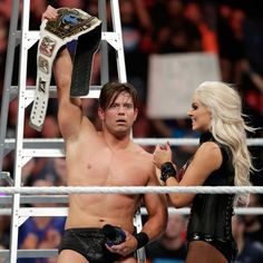 The Miz vs. Dolph Ziggler – Intercontinental Championship Ladder Match: photos