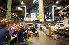 Grünerløkka, Mathallan market, Oslo, Norway