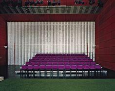 "howdoyoudotoday:  "" Casa Musica Porto V, 2006–Candida Höfer  """