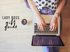 We've rounded up 10 gifts for all the girl boss entrepreneurs, business women, hustlers and movers and shakers in your life. >> http://www.hgtv.com/design-blog/design/gift-guide-for-lady-bosses?soc=pinterest