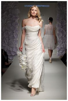 1000 images about wedding dresses on pinterest short for Vivienne westwood wedding dress price
