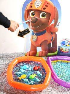 diy paw patrol party game - instructions 1