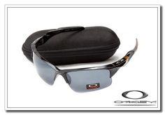 Oakley half jacket 2.0 sunglass polished black / black iridium $13.00