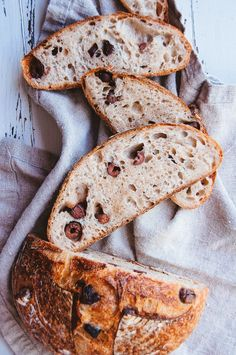 This is my Greece | Kalamata Olive Bread
