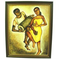 Santhal Painting