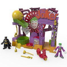 "#Batman Fisher-Price Imaginext #Joker Laff Factory - Fisher-Price - Toys ""R"" Us"