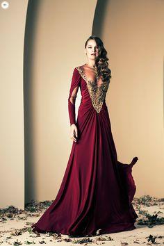 What Cersei would wear, Ziad Nakad