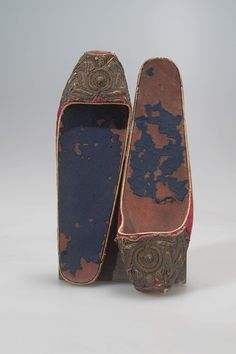 aquired ca. 1900 by the American Museum of Natural History Valley College, History Of India, Body Adornment, Anthropology, Natural History, Women's Shoes, Espadrilles, Footwear, Museum