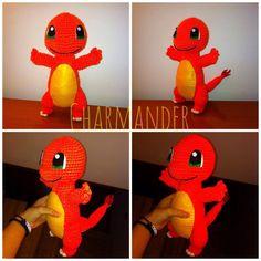 Charmander (Pokémon)  By Miya Chan (Miyachan's Creations)