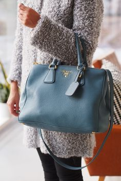 Prada bag. @yourbag.yourlife http://yourbagyourlife.com/