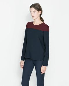 ZARA - WOMAN - COMBINATION TOP
