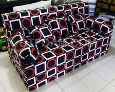 <p>Sofa Bed Inoac Trendy Multi fungsi Hitam Kotak Merah Putih Gorigori : – Pilihan Busa : Super awet 10 tahun /Esklusif awet 15 tahun. – Cover : Katun Halus. – Dapat di vakum untuk memperkecil biaya pengiriman. – Motif cover dapat menggunakan motif cover sofa bed maupun motif kasur busa. …</p>