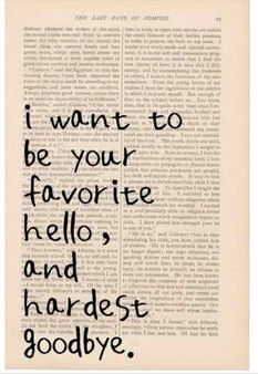 if im this to you then youll be this to me #hello #goodbye