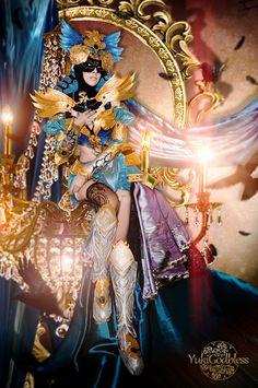Guild war 2 for Florence Fantastic Festival by *yukigodbless on deviantART