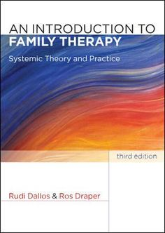 12 best gfu counseling e books couple marriage and family therapy introduction to family therapy systemic theory and practice rudi dallos and ros draper publication fandeluxe Image collections