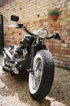 Harley | Bobber Inspiration - Bobbers and Custom Motorcycles | saltadkaramell November 2014