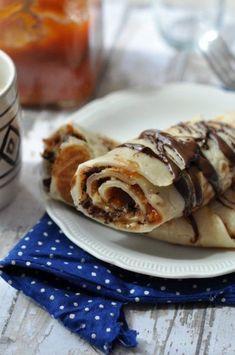 Zserbós palacsinta - Csak a Puffin Hungarian Desserts, Hungarian Recipes, Hungarian Food, Waffles, Pancakes, Xmas Food, Cookie Desserts, Viera, Cakes And More