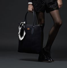 G-Star RAW Midnight Collection Tip 3 - Dare To Be Different. Break eveningwear conventions by choosing a large bag over a small purse or clutch. Pick a shopper or tote in denim to add an informal note to a sophisticated ensemble.