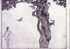 Benvenuto Disertori, La ninfetta (1913)
