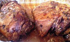 Cuban Pork Roast - for you, W!
