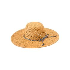 0f385b5724e Add a little class to your vacation and rock the Volcom Get Away Floppy Hat!  Woven Straw Floppy Hat Braided exterior band Stitched down Volcom metal trim