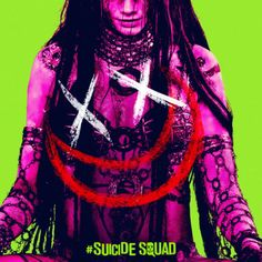 'Suicide Squad' Enchantress Poster
