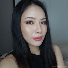 KathleenLights x Colourpop Ultra Satin Lips in November Lip Swatch