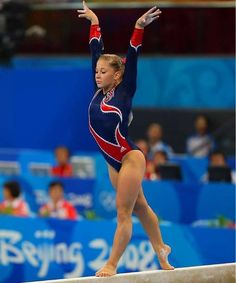 sean johnson is an amazing gymnast! couldn't live without seeing her in the Olympics!