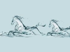 water animation art painting - Google Search
