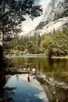 Everyone should believe in something; I believe I'll go fishing.–Henry David Thoreau