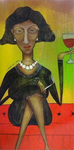 Leticia Banegas  #Painting #Fine_Art #Leticia_Banegas