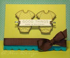 Good Things Come in Multiples by anewdesign - Cards and Paper Crafts at Splitcoaststampers
