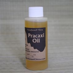 Pracaxi Oil - Hyperpigmentation, stretch marks, SCARS.