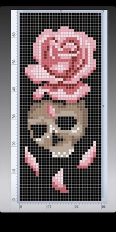 Geek Cross Stitch, Cross Stitch Bookmarks, Cross Stitch Patterns, Loom Beading, Beading Patterns, Embroidery Patterns, Perler Bead Templates, Perler Patterns, Cross Stitching