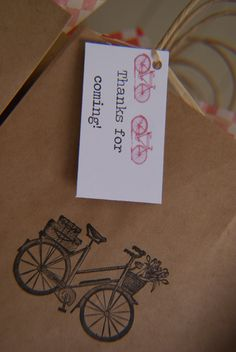 """Photo 1 of 22: Bicycle / Birthday """"Bicycle Birthday Party""""   Catch My Party"""