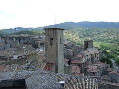 Vista de la localidad de Sos del Rey Católico