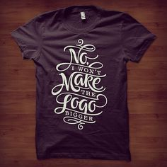 T shirt writing designs